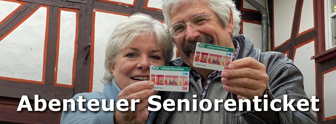 Abenteuer Seniorenticket